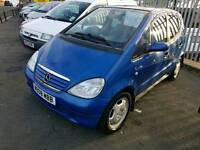 MERCEDES A CLASSIC WITH ONLY 55,000 MILES FULL SERVICE HISTORY JUST HAD TIMMING BELTS REPLACED £495