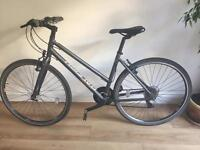 Ladies Raleigh hybrid bike