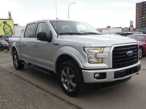 2015 Ford F-150 FX4 PKG 3.5L ECOBOOST GPS B.CAM LEATHER PANO-ROO