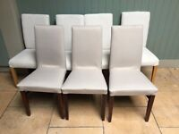 Set of 7 x Dining Chairs