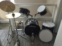 Boys drum kit