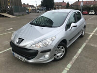 2009 (59) Peugeot 308 1.6 HDi FAP S Hatchback 5dr Diesel Automatic 6 Months Warranty Included