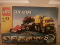 LEGO: Creator / Power Miners / Playmats / Space / Racers