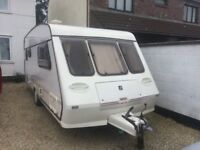 Fleetwood 4birth 1997 in perfect condition with all you need for summer.