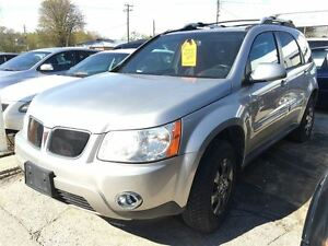 2007 Pontiac Torrent CALL 519 485 6050 CERTIFIED