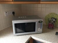 Panasonic 800 watt microwave