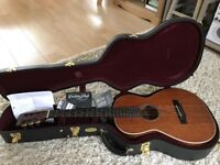 Martin Custom Shop 0 12 fret mahogany acoustic guitar