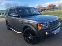 LAND ROVER DISCOVERY 2008 FULLY LOADED WITH FULL SERVICE HISTORY PANO ROOF