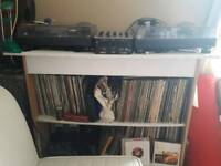 Deck table, turntable stand, mixing table
