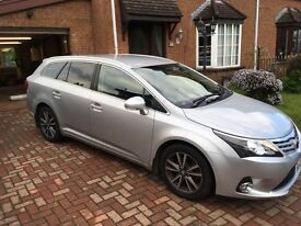2012 Toyota Avensis Tr D-4D 6 speed Diesel Estate / Full Service History / Lovely Car
