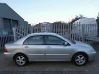 2004 (54 reg) Toyota Corolla T3⭐⭐⭐SALOON⭐⭐⭐AIR CON⭐⭐⭐ALLOYS⭐⭐⭐