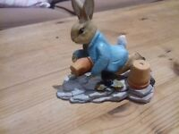 Peter rabbit limited edition ceramic