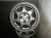 Mk 1 1.8iS MX5 Wheels