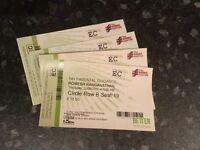 Romesh Ranganathan tickets x 4 - Carlisle 22nd September