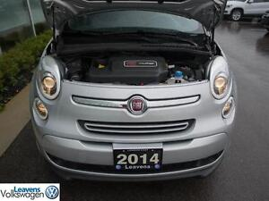 2014 Fiat 500L Sport w/Roof and Nav! London Ontario image 19