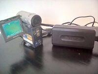 Sony camcorder digital model no DCR-IP7E