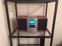 JVC Micro Component Speaker System UX-T55 and remote