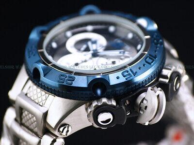 NEW Invicta Mens 50mm Sub Aqua Noma V Swiss Ronda Z60 Chronograph SS Watch !!