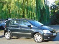 2005 Hyundai Getz 1.3 CDX Automatic.. VERY LOW MILES + FULL HYUNDAI SERVICE HISTORY