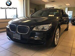2014 BMW 7 Series 750i xDrive