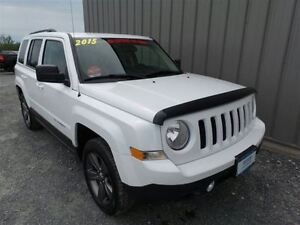 2015 Jeep Patriot North - High Altitude Pkg - Leather, Sunroof,