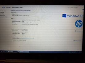 """Used but in GREAT condition HP 250 G4 15.6"""" Laptop (500GB, Intel Core i5 5. Gen, 2.2GHz, 8GB)"""