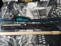 **New** Drennan MatchPro Ultralight 13ft float rod / Centrepin / Tackle