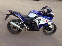 First bike bargain , sp125 Offers when seen !!!