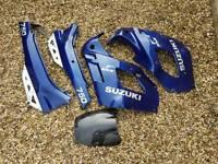 Suzuki gsx750f fairings and windshield (gsxf katana gsxr)