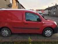 Renault kangoo sell or swap crew van £1500