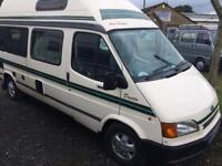 FORD TRANSIT 2.5 TD DUETTO AUTOSLEEPER 2 BERTH CAMPER