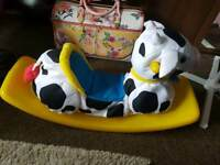 little tikes cow