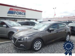 2016 Mazda Mazda3 GS Front Wheel Drive - 37,991 KMs, 2.0L Gas