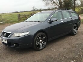 HONDA ACCORD EX DIESEL ESTATE