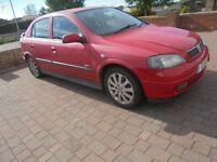 Vauxhall Astra 2003 SRI LPG