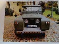 Land Rover Leyland LR 109 Series II sehr guter Zustand +Gutachten