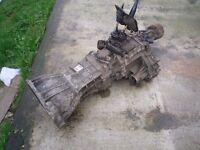 mitsubishi l200 gear box 2006 -2013