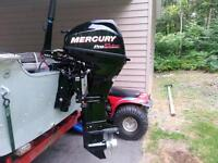 mercury 15hp big foot pied long