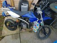 Pitbike kids adults 90cc lots of new parts