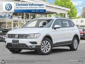 2018 TIGUAN 2.0TSI TRENDLINE 8-SPEED AUTOMATIC 4MOTION
