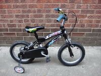 Ben 10 Kids Boys Bike With 14 Inch Wheels, Ages 4-8, Can Deliver