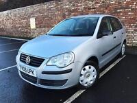 VOLKSWAGEN POLO 1.2 ONLY 64K MILES 12 MONTH MOT [not fiesta golf clio focus astra corsa]