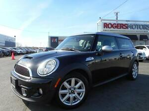 2012 MINI Clubman S - 6SPD - LEATHER