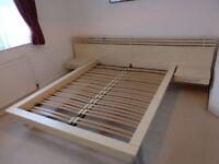 King Size bed frame - John Lewis