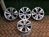 "Peugeot rcz 19""alloys."