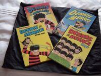 Dennis the Menace Albums 1990 1991 1992 1993.