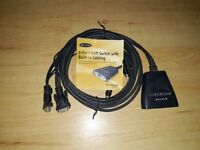 BELKIN 2-Port PS/2 KVM Switch