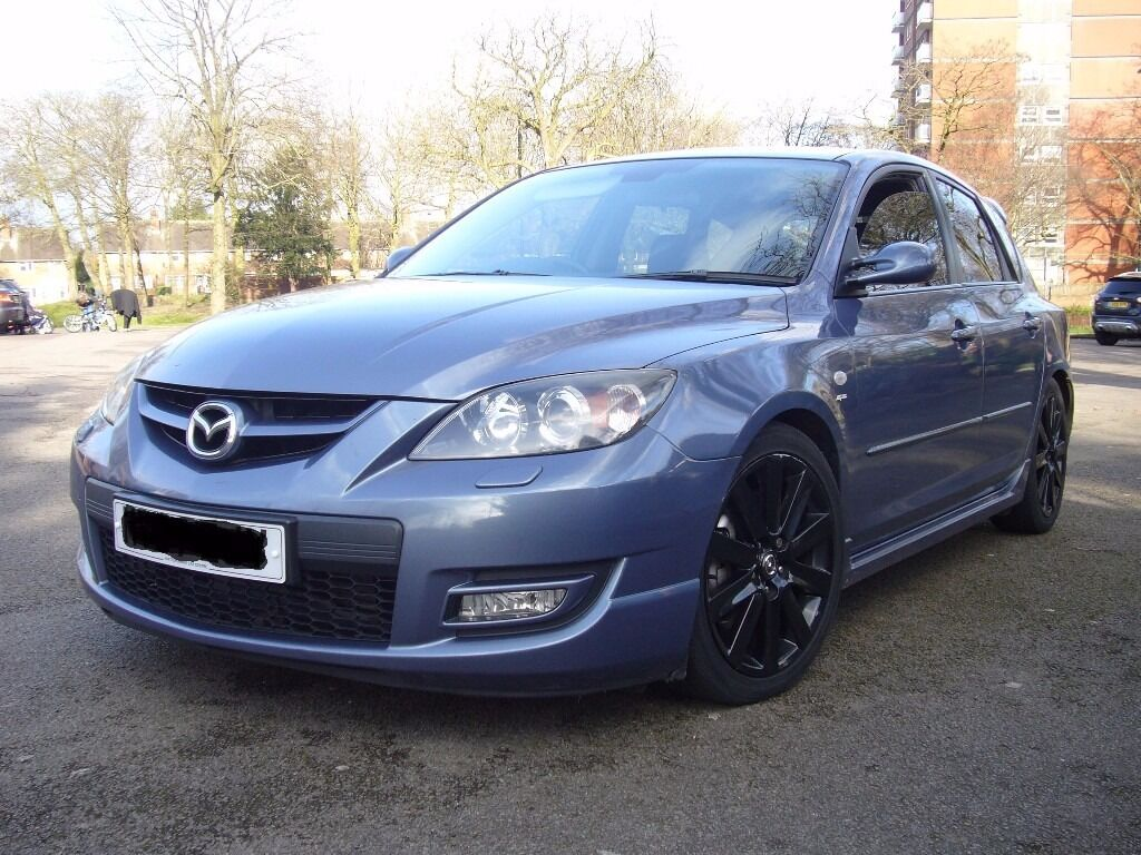2007 mazda mazda3 2 3 mps turbo 5 door hatch aero styling in hodge hill west midlands gumtree. Black Bedroom Furniture Sets. Home Design Ideas