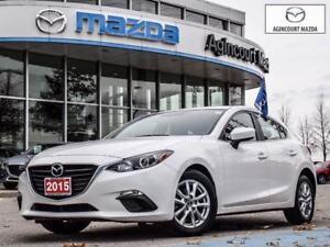 2015 Mazda Mazda3 Sport GS-Heated Sts, Back Up Cam, Bluetooth, P