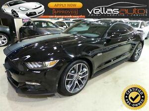 2015 Ford Mustang GT**COUPE**6SPD**NAVIGATION**